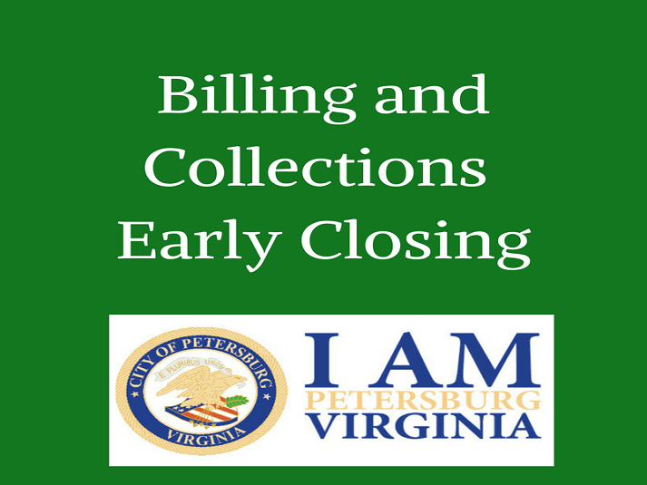 Billing and Collections Early Closing_