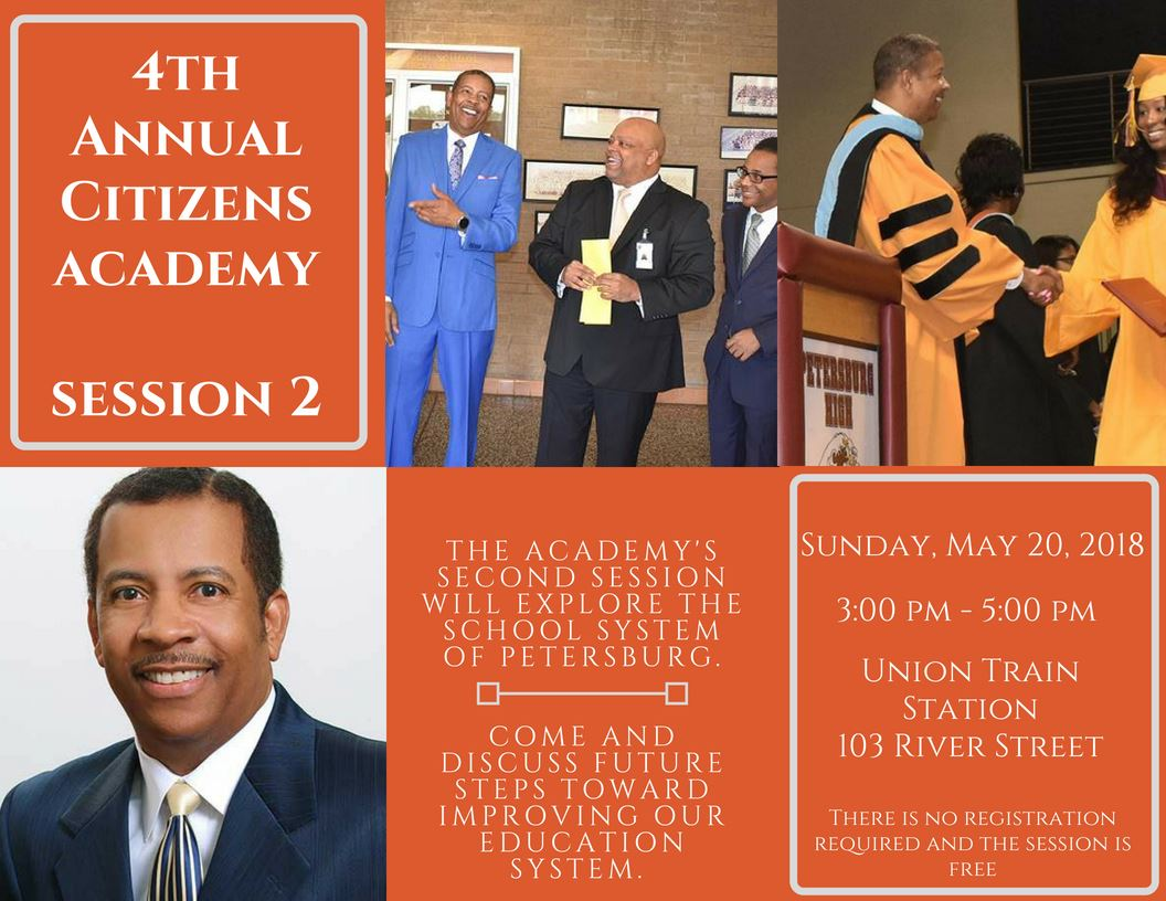 4th Annual Citizens academy - 2nd session